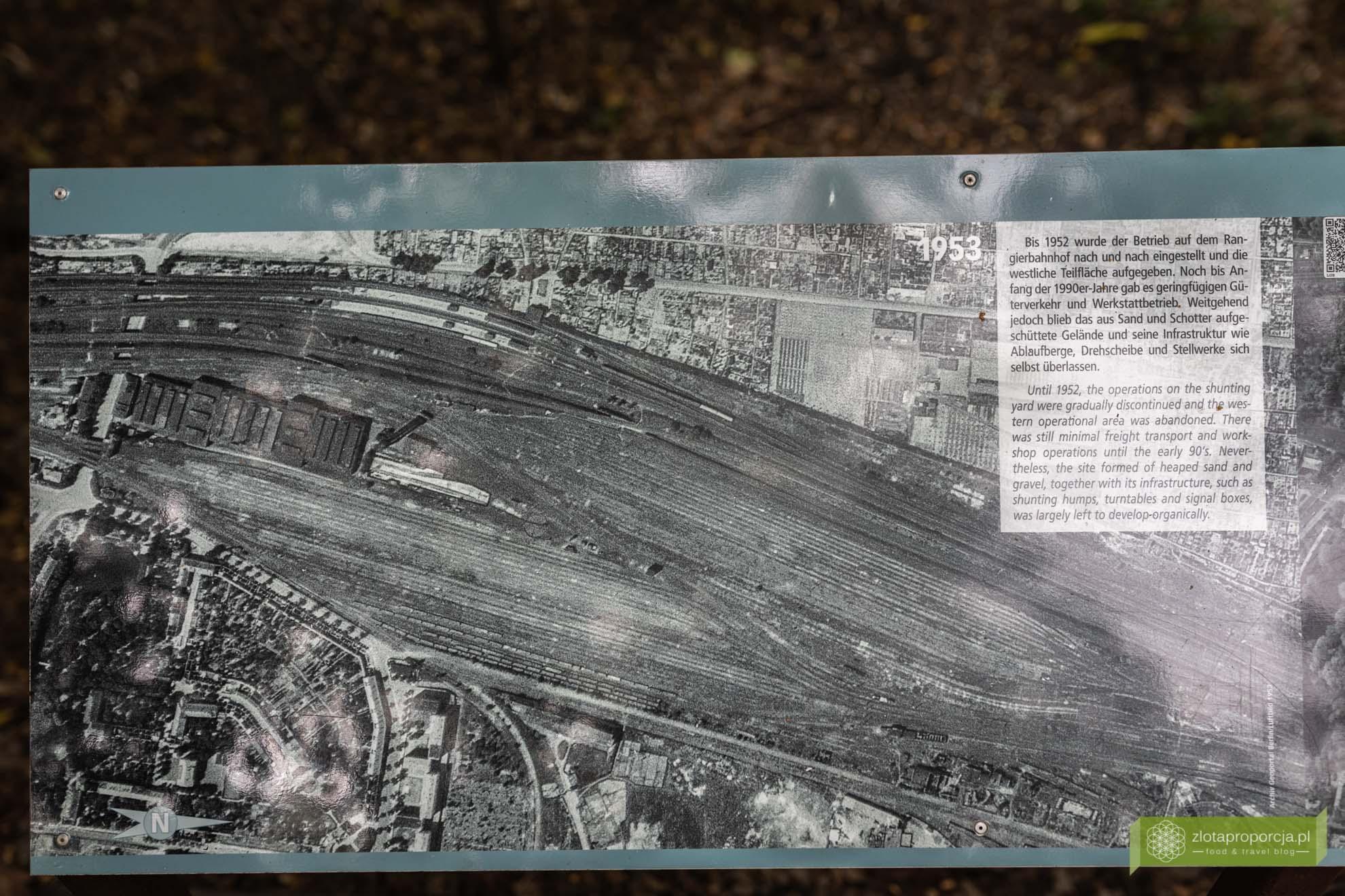 Berlin; Tempelhof-Schöneberg; nietypowe atrakcje Berlina; Natur-Park Schöneberg Südgelände; Berlin park zajezdnia kolejowa; Berlin Sudgelande;