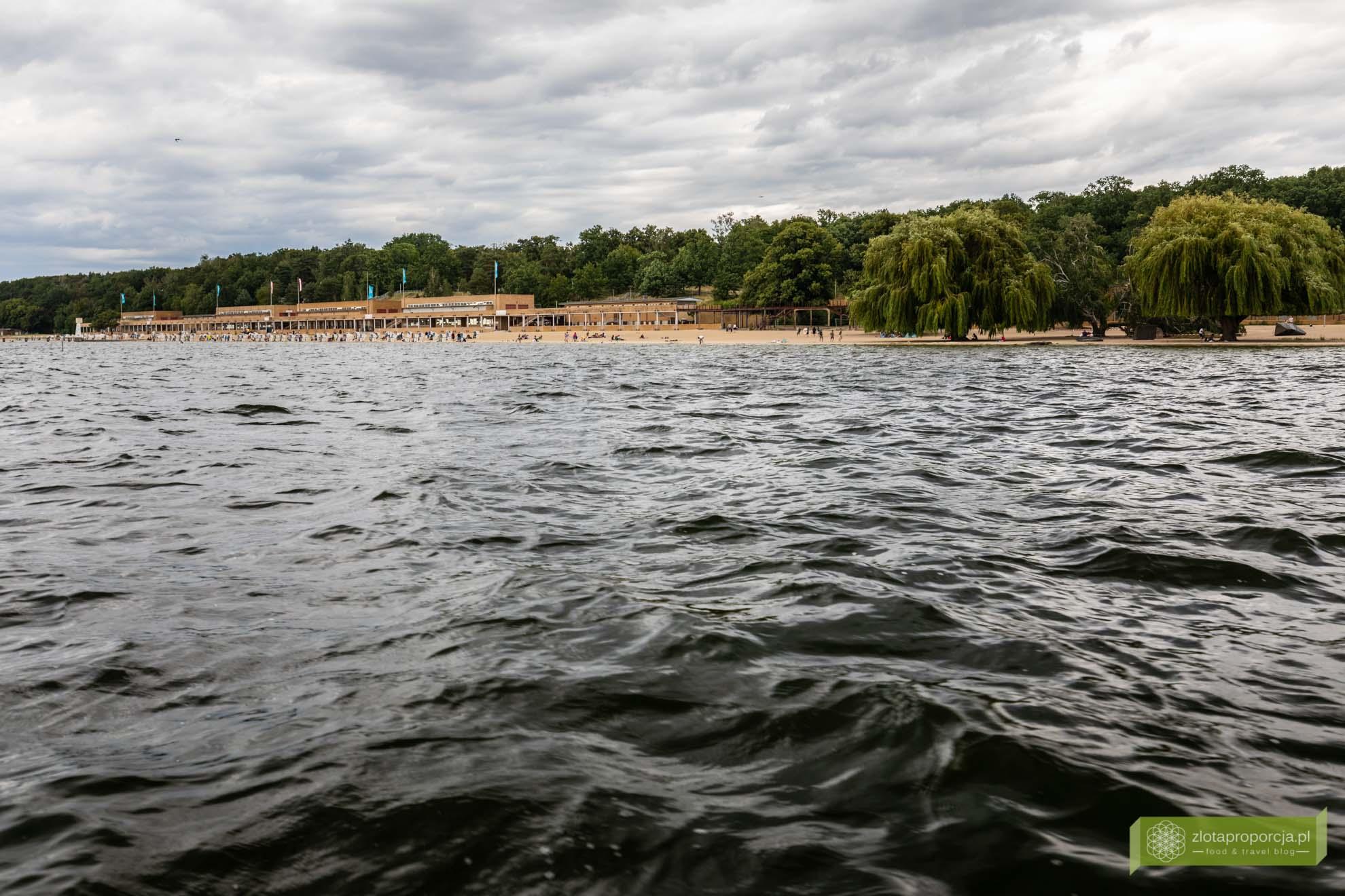 Berlin; Steglitz-Zehlendorf; atrakcje Berlina; jezioro Wannsee; Wannsee